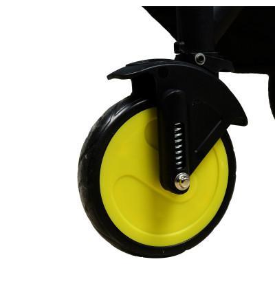 Yellow Super Strong Stroller Pram