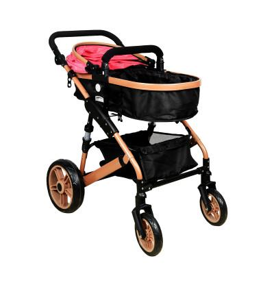 Stroller Pram With High Ground Clearance