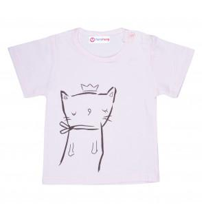 Cunning Cat Baby Tees