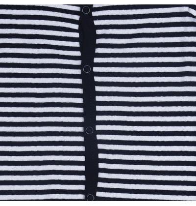 Zebra Strips Rompers