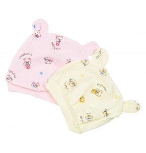 Playful Kids Baby Caps 3pc