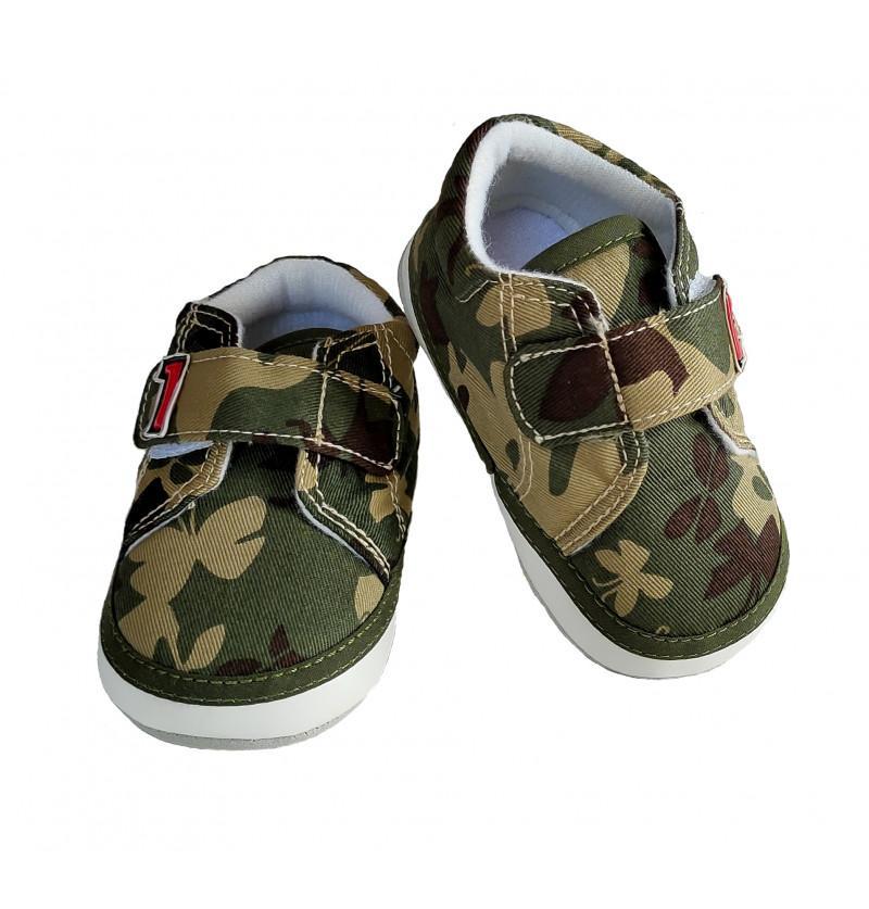 HunyHuny Green Military...
