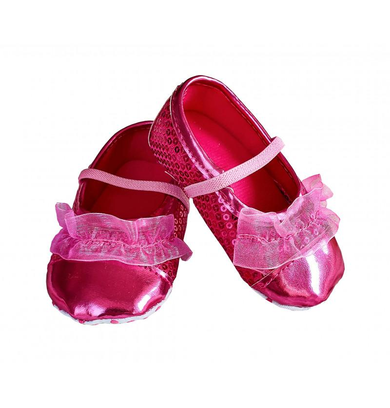 HunyHuny Pink Shoes with...