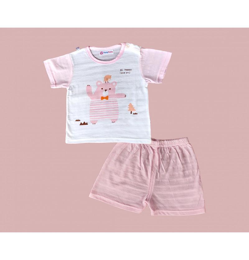 Newborn Pant-TShirt Set...