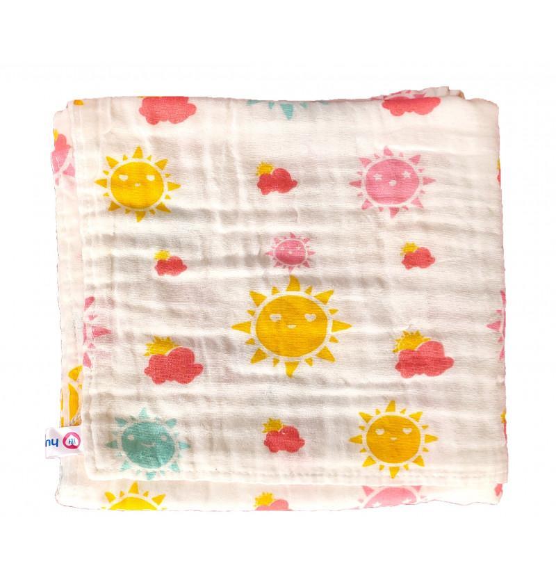 Infant Muslin Blanket Super...