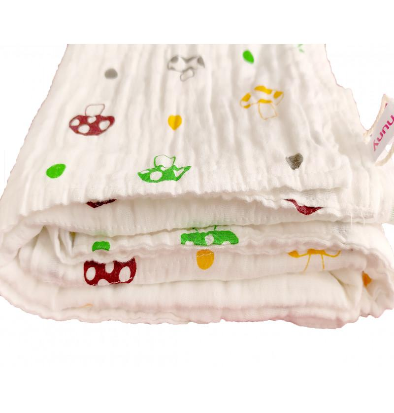 Premium Baby Blanket Muslin...