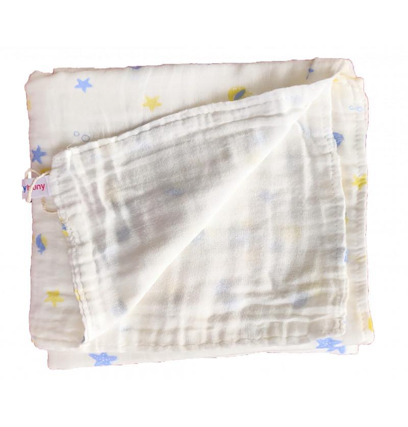 Infant Blanket Muslin Cloth...