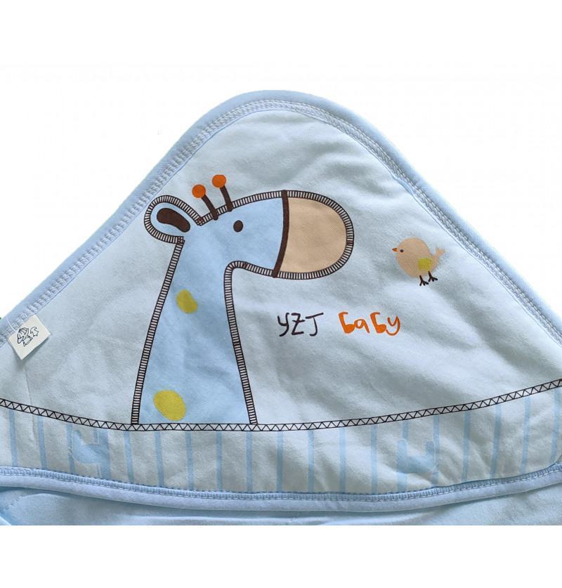 Hooded Swaddle Blanket...