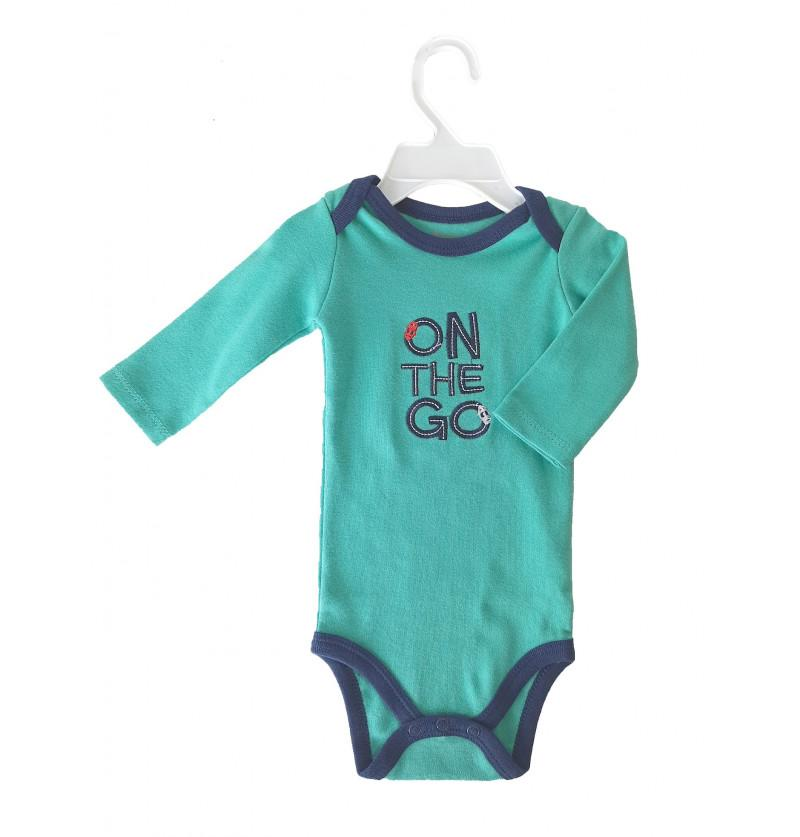 Infant Romper Onesies - Green