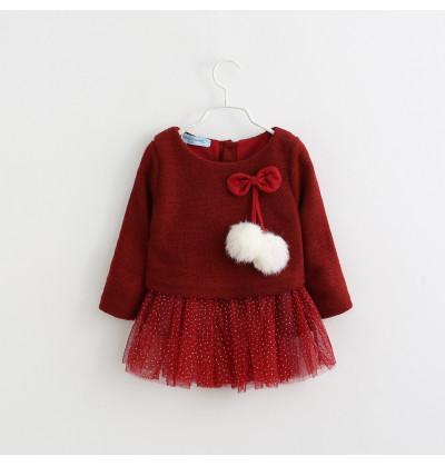 Baby Girl Party Wear Frock...
