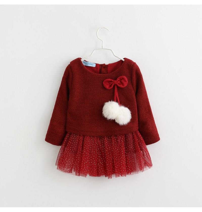 Baby Girl Party Wear Frock...