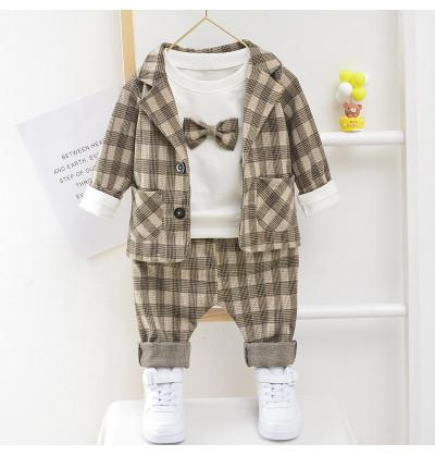 Newborn Baby Boy 3 Piece...