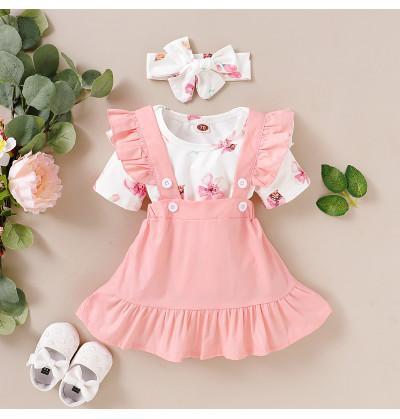 Newborn Baby Girl Skirt...