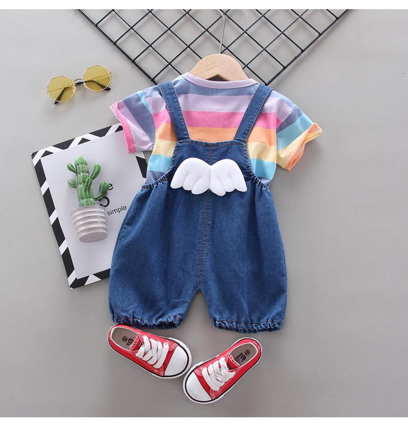 Toddler Unisex Dungaree...
