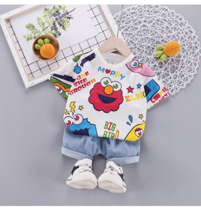 Infant Baby Tshirt and Pant...