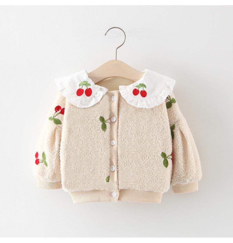 Newborn Baby Girl Sweater -...