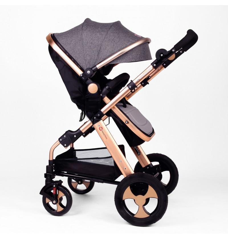 Best Stroller Pram - Grey...