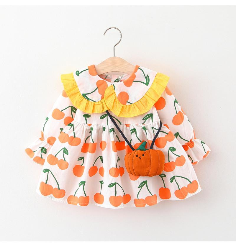 Infant Baby Girl Dress with...