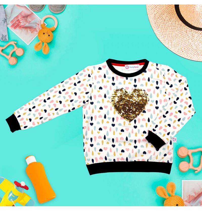 Newborn Baby Sweatshirt -...