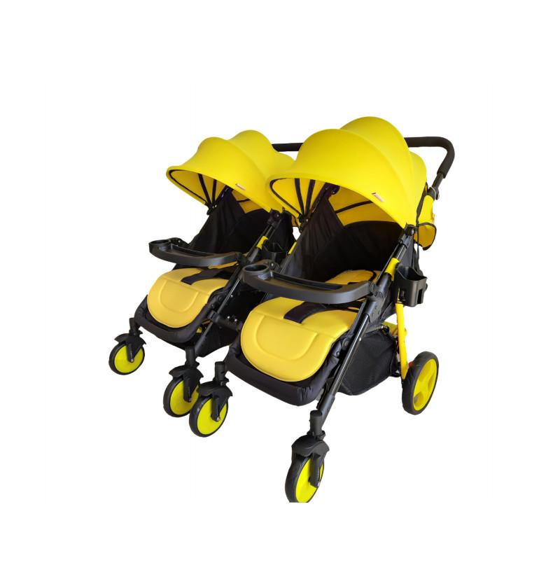 Twin Stroller Pram...