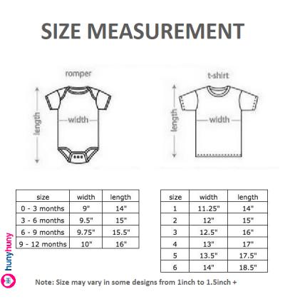 Romper Bodysuit for Toddler Wear