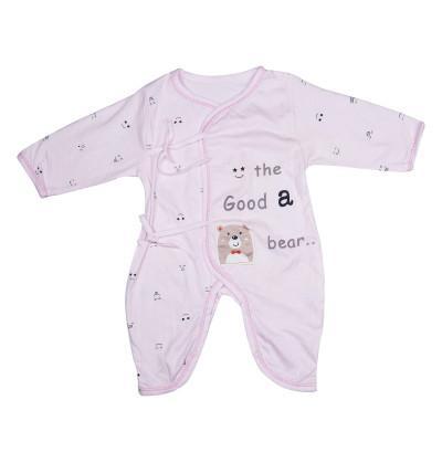 Pink Full Dress for New Born