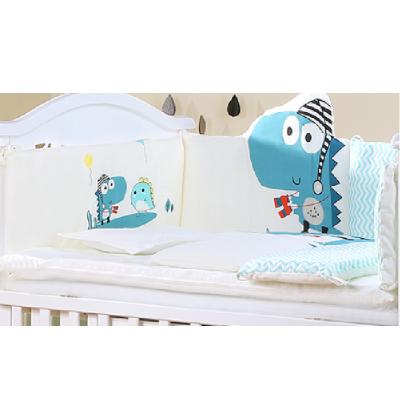Crib Bedding Set 4 Bumpers,...