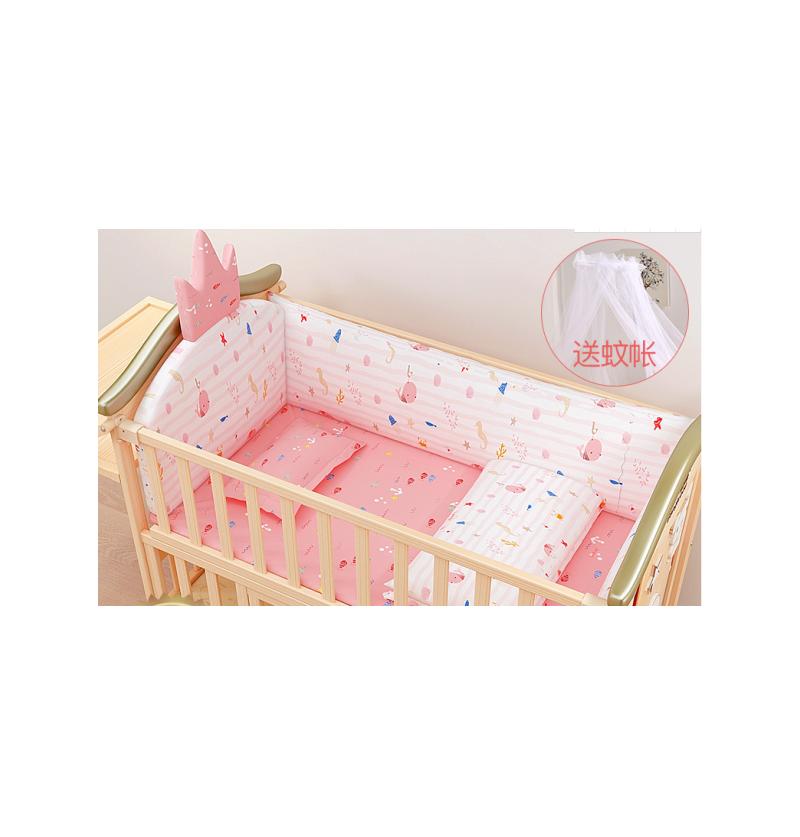 Baby Bed Bedding Set Pack...