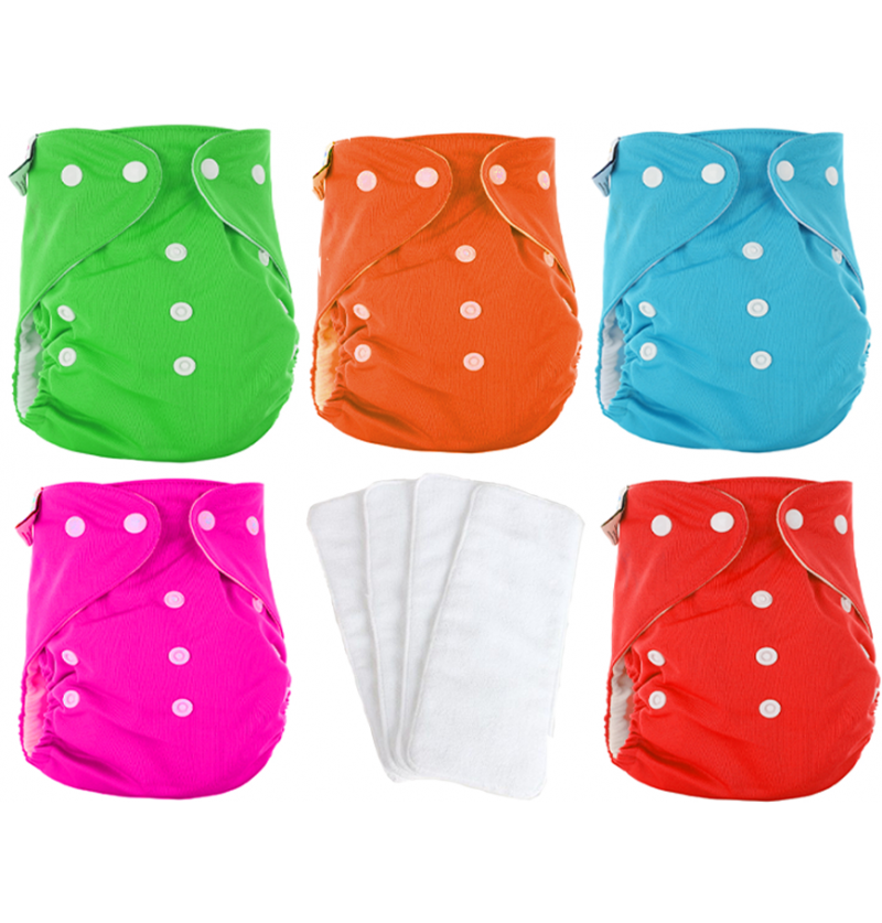 Reusable Cloth Diapers with...