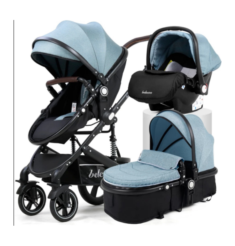 3 in 1 Travel System...