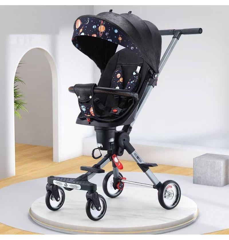 Luxury Stroller -  Light...