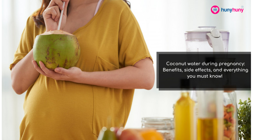 Coconut water during pregnancy: Benefits, side effects, and everything you must know!