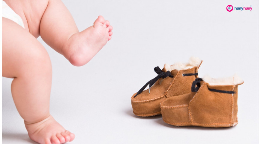 Choosing the right baby shoes made easy!