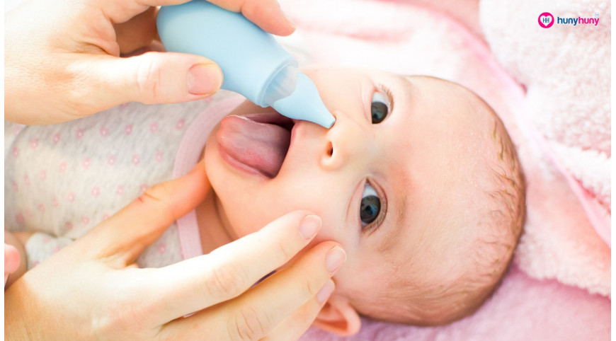 Cold and cough in babies: How to make your little one feel comfortable?